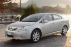 Car specs and fuel consumption for Toyota Avensis 3- series