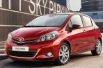 Car specs and fuel consumption for Toyota Yaris 3- series