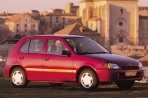 Car specs and fuel consumption for Toyota Starlet 3- series