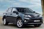 Car specs and fuel consumption for Toyota RAV4 4- series