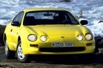 Car specs and fuel consumption for Toyota Celica 6- series (T200)