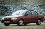 Car specs and fuel consumption for Toyota Corolla 7- series (E100)