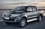 Car specs and fuel consumption for Toyota Hilux Hilux