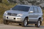 Car specs and fuel consumption for Toyota Land Cruiser Series 100