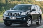 Car specs and fuel consumption for Toyota Land Cruiser Series 200