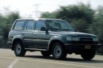 Car specs and fuel consumption for Toyota Land Cruiser Series 80
