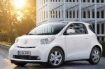 Car specs and fuel consumption for Toyota iQ iQ