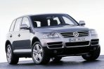 Car specs and fuel consumption for Volkswagen Touareg 1- series