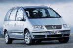 Car specs and fuel consumption for Volkswagen Sharan 1-series (7M)- facelift