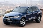 Car specs and fuel consumption for Volkswagen Touareg 2- series