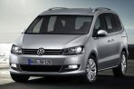 Car specs and fuel consumption for Volkswagen Sharan 2-series (7N)