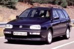 Car specs and fuel consumption for Volkswagen Golf 3- series, Variant