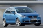 Car specs and fuel consumption for Volkswagen Polo 4- series- facelift