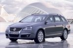 Car specs and fuel consumption for Volkswagen Golf 5- series, Variant