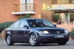 Car specs and fuel consumption for Volkswagen Passat B5
