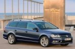 Car specs and fuel consumption for Volkswagen Passat B7- Variant