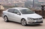 Car specs and fuel consumption for Volkswagen Passat B7,facelift