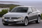 Car specs and fuel consumption for Volkswagen Passat B8