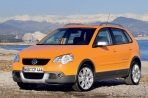 Car specs and fuel consumption for Volkswagen Cross CrossPolo
