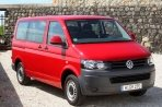 Car specs and fuel consumption for Volkswagen Transporter T5