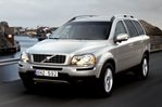 Car specs and fuel consumption for Volvo XC90 1- series- facelift