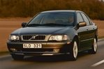 Car specs and fuel consumption for Volvo S40 1- series
