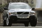 Car specs and fuel consumption for Volvo XC90 1- series
