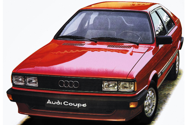 All cars data Audi Coupe (81/85)