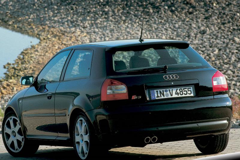 Audi S3 8l Quattro 2000 210 Hp Car Specs Fuel Consumption