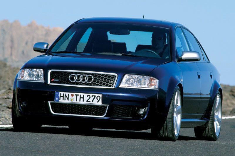 Audi Rs6avant Quattro 2002 450 Hp Car Specs Fuel Consumption