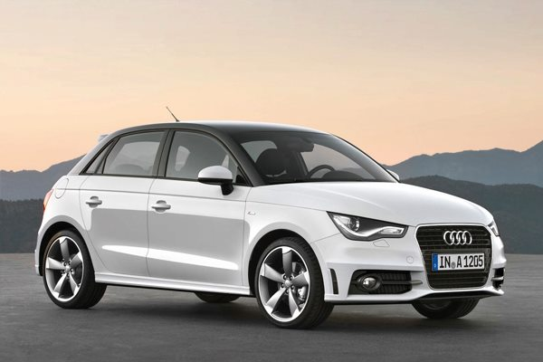 All cars data Audi A1 Sportback