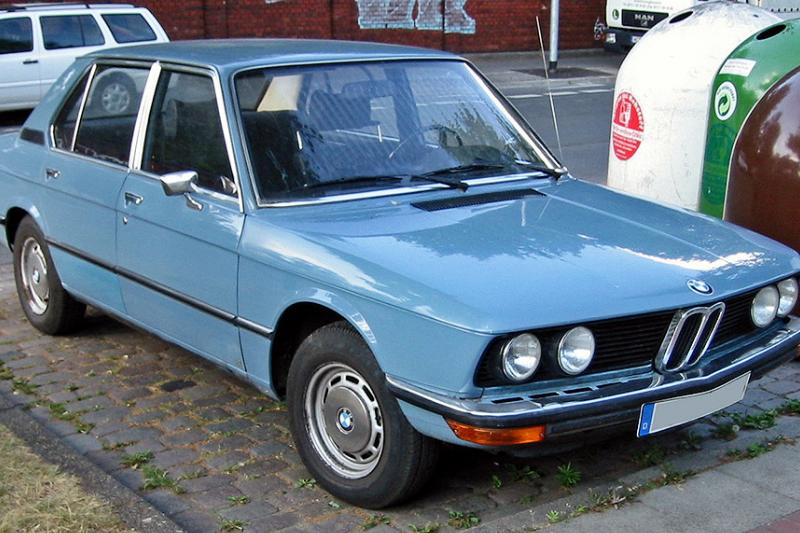 Ficha Técnica, especificações, consumos BMW 5- series E12