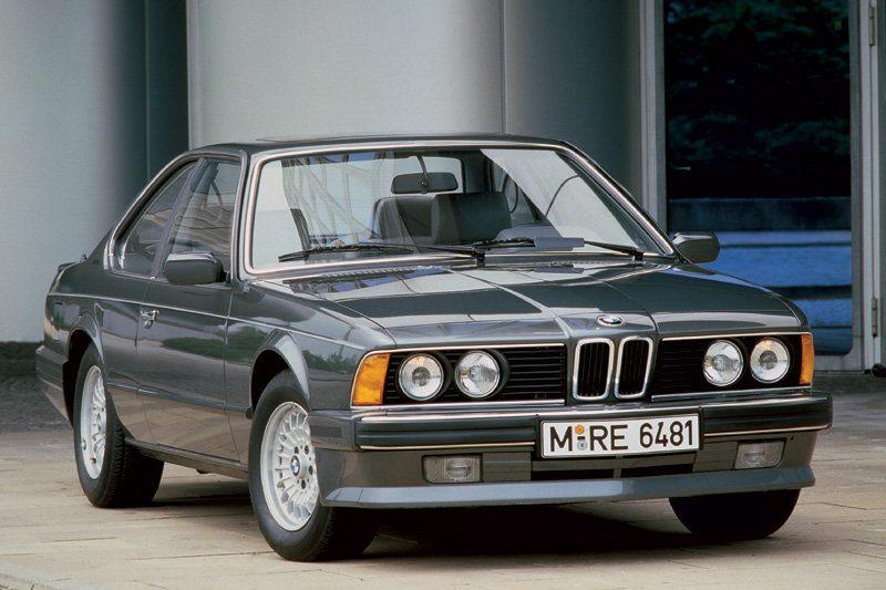 All cars data BMW 6- series E24