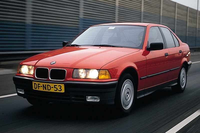 All cars data BMW 3- series E36