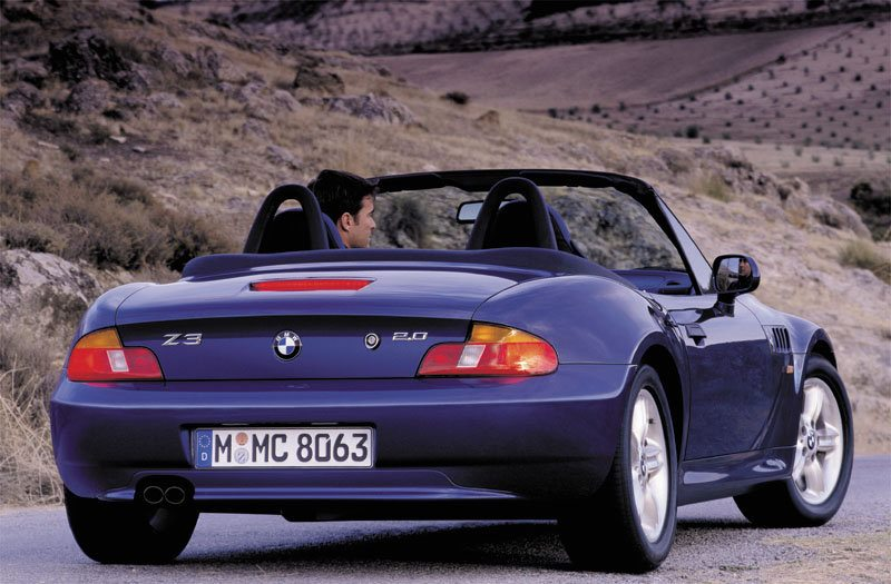 bmw z3 e36 7 roadster 1999 150 hp fiche technique caract ristiques. Black Bedroom Furniture Sets. Home Design Ideas