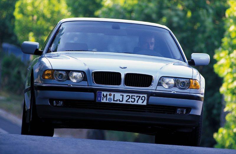 Bmw 7 Series E38 740i 1996 286 Ps Technische Daten Und Verbrauch
