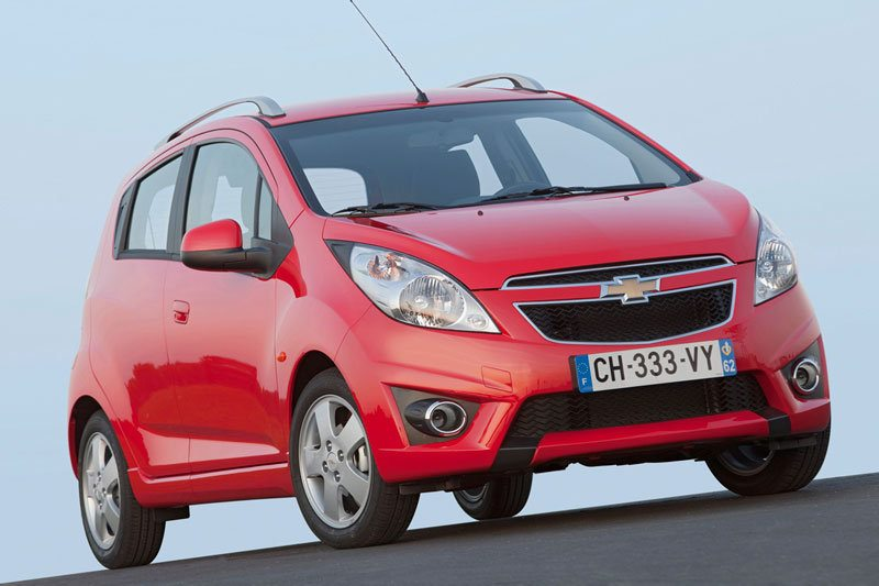 Chevrolet Spark1 2 Lt 2010 81 Hp Specs Consumption Review