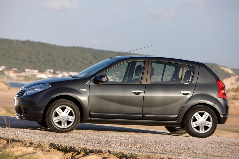 Dacia Sandero12 16v 2009 75 Hp Car Specs Fuel Consumption