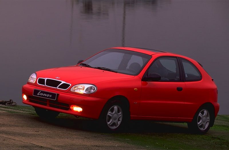 Daewoo Lanos1.3 Pure 2001 75 hp - car specs, fuel consumption ...