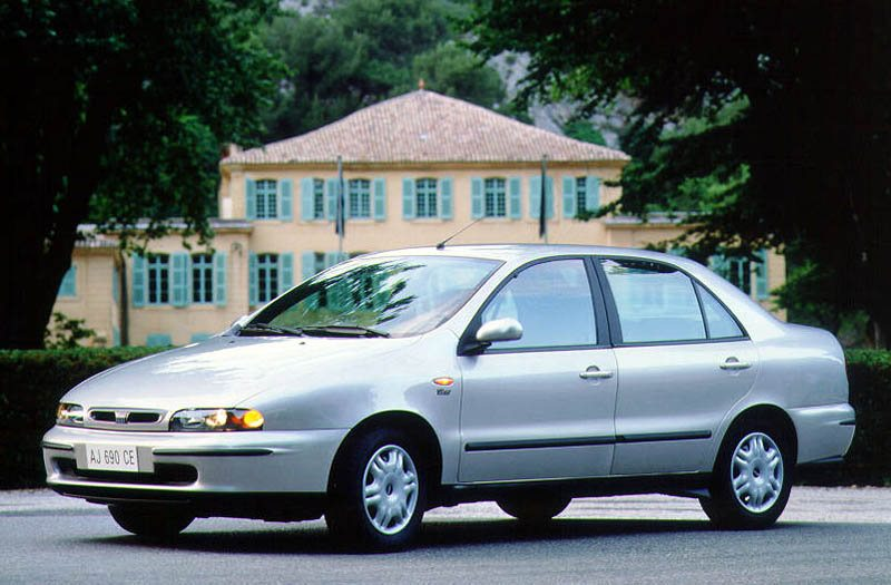 All cars data Fiat Marea Marea
