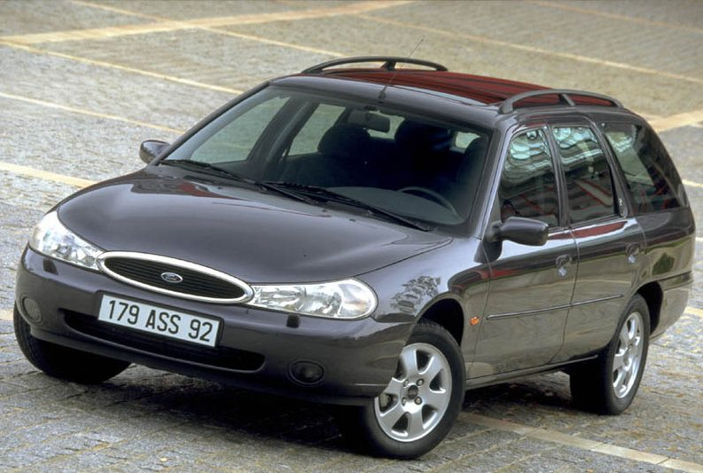 All cars data Ford Mondeo 2- series, StationWagon