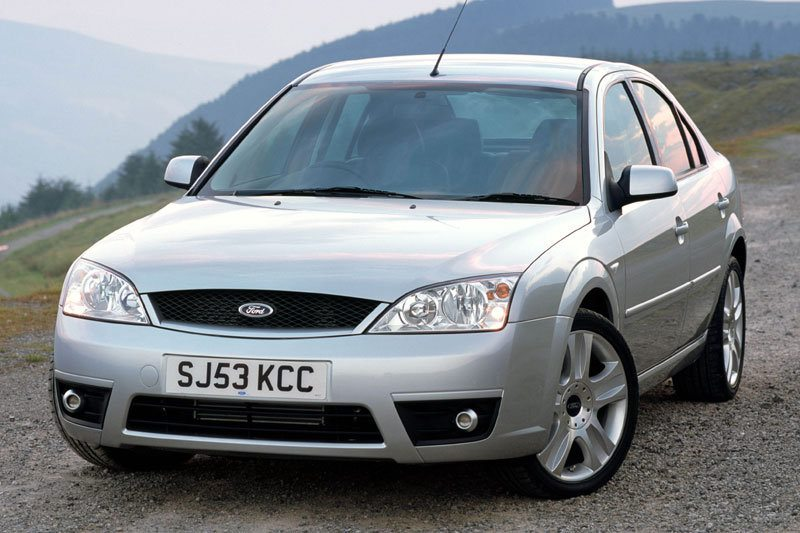 All cars data Ford Mondeo 3- series, Hatchbach