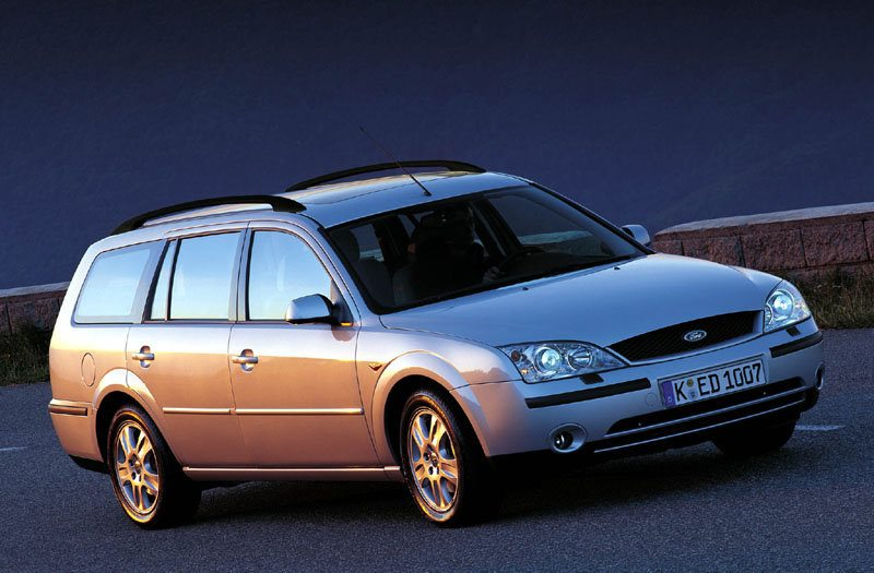 All cars data Ford Mondeo 3- series, StationWagon