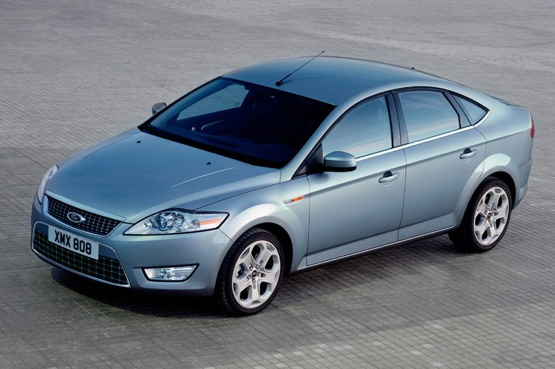 All cars data Ford Mondeo 4- series, Hatchbach