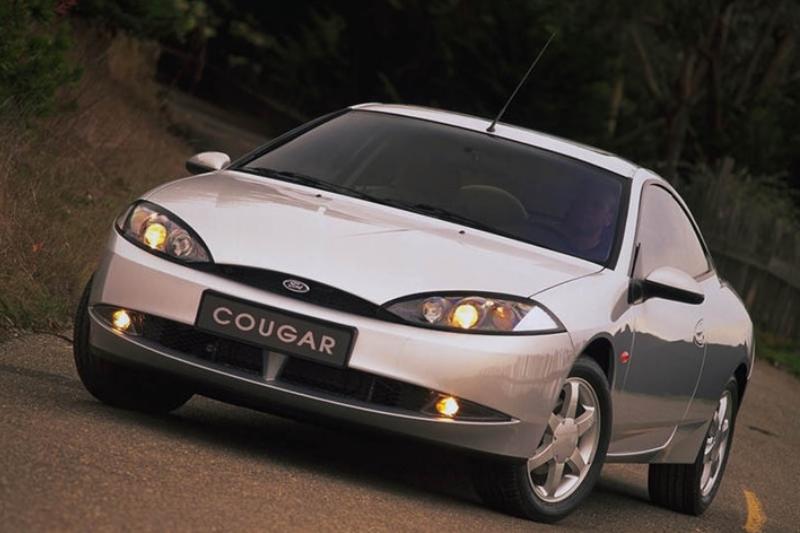 Toutes les voitures spécifications Ford Cougar Cougar