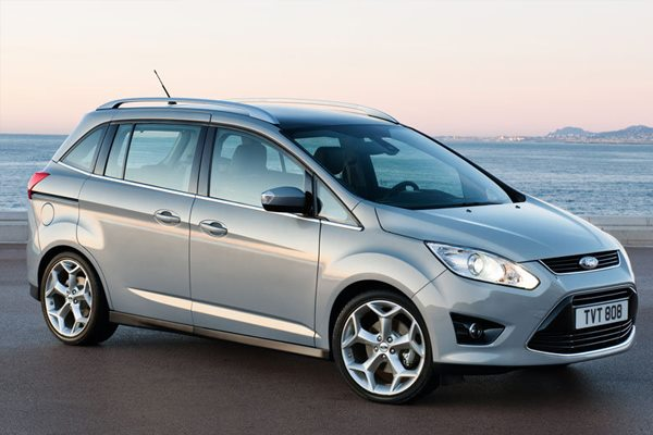 ford c max grand c max grand c max 1 6 tdci 115hp 120g lease titanium 2013 2015 115 ps. Black Bedroom Furniture Sets. Home Design Ideas
