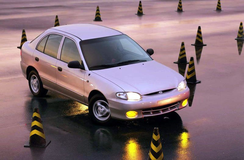 All cars data Hyundai Excel Hatchback