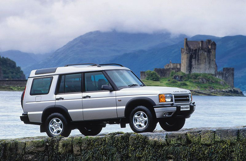 Land rover discovery 2 series td5 es 1999 137 for Discovery katalog