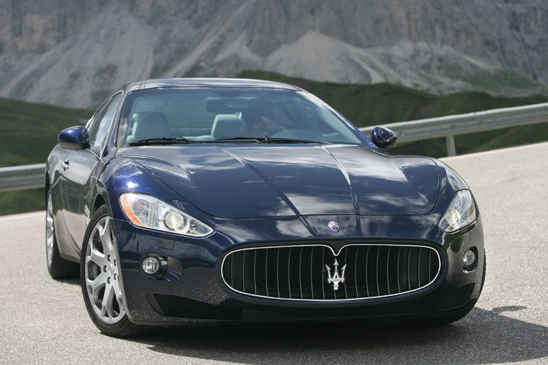 maserati granturismo2007 405 hp fiche technique. Black Bedroom Furniture Sets. Home Design Ideas