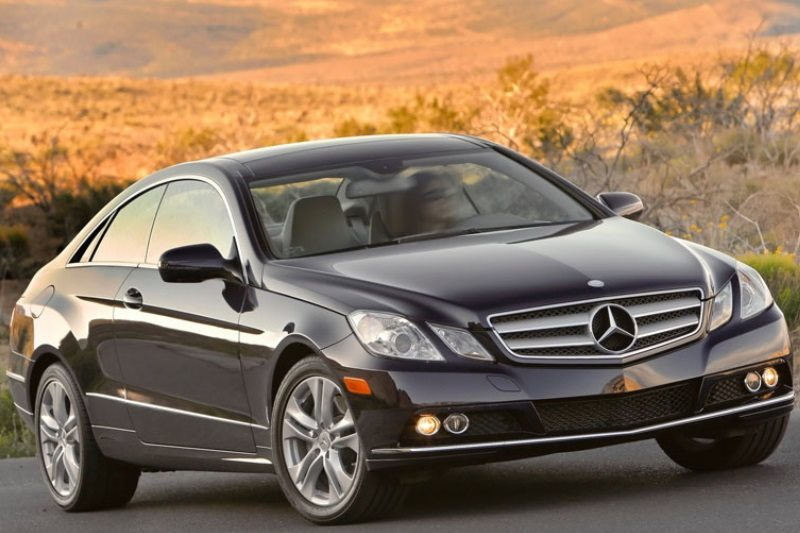 All cars data Mercedes E- class (C207)- facelift